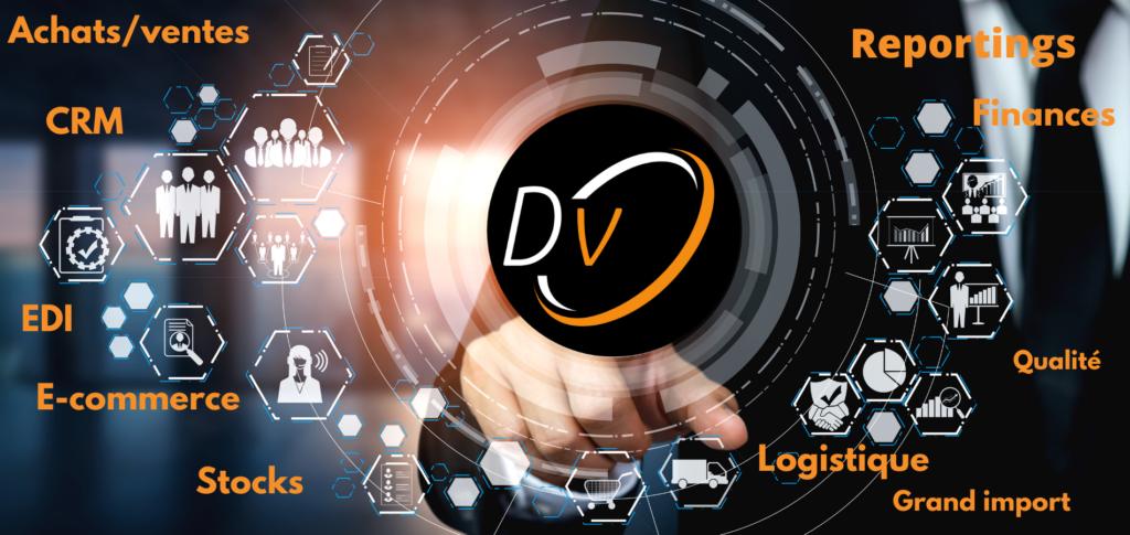 Divy spécialiste ERP Divalto Infinity Négoce
