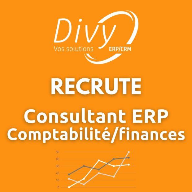 Consultant ERP Comptabilité/Finances